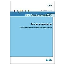 Energiemanagement - Buch