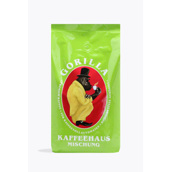 Gorilla Kaffeehaus Mischung 1kg