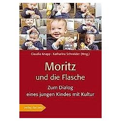 Moritz und die Flasche - Buch