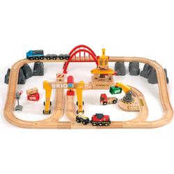 Brio Frachten Set, Holzeisenbahn