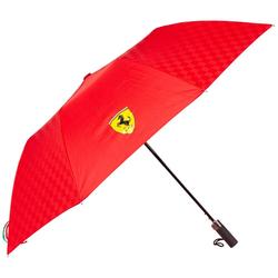 Scuderia Ferrari Compact Parasol kieszonkowy Parasol automatyczny 130181055-600 - Rozmiar: rozmiar uniwersalny