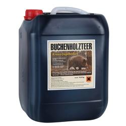 Buchenholzteer, 10 kg 10 kg Kanister
