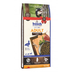 Bosch Adult met eend & rijst hondenvoer  2 x 15 kg