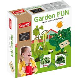 Garden FUN Pflanzset Bohnen/Spinat bunt