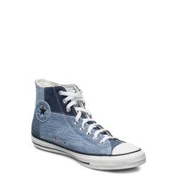 Converse Chuck Taylor All Star Hohe Sneaker Blau CONVERSE Blau 43,40,45,42.5,44,42,44.5,46,41,41.5,46.5,48,39.5