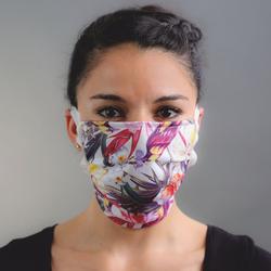 50 Gesichtsmasken/Stoffmasken/Atemmaske Premium bedrucken
