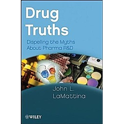Drug Truths. Lamattina  - Buch