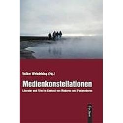 Medienkonstellationen. Volker Wehdeking  - Buch