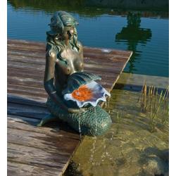 Meerjungfrau-Wasserspiel Oslo