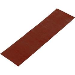 A.S. SAT 47020 Mast-Gummimanschette Passend für Mast-Ø (max.): 76mm Ziegel-Rot