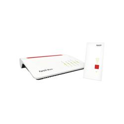 AVM FRITZ! Mesh Set FRITZ!Box 7590 + FRITZ!Repeater WLAN-Router