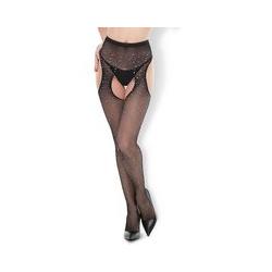 Leg Avenue 'Chrystal Fishnet Pantyhose'