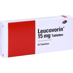 Leucovorin 15mg