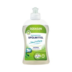 Living Crafts ÖKO-SPÜLMITTEL ; Geschirrspülmittel für sensible Haut -  - 0,5 l