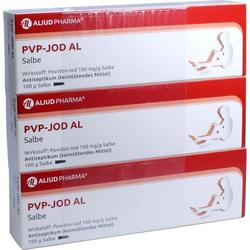 PVP-Jod AL Salbe