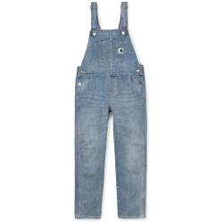 Carhartt Wip - W' Bib Overall Blue  - Hosen - Größe: L