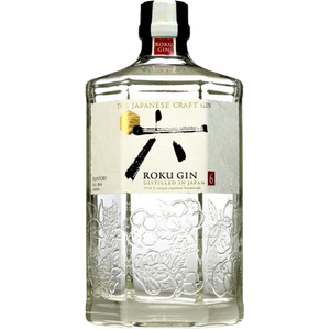 Roku Gin The Japanese Craft Gin 0,7L