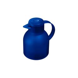 Emsa Isolierkanne Isolierkanne Samba, 1 l, Isolierkanne blau