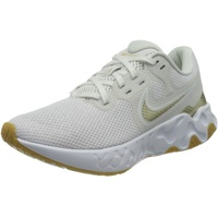 Nike Renew Ride 2 W platinum tint/metallic gold star/white/gum light brown 39