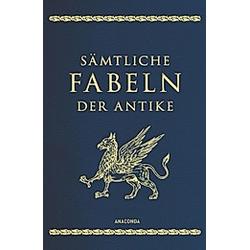 Sämtliche Fabeln der Antike - Buch