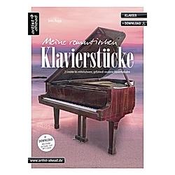 Meine romantischen Klavierstücke. Jens Rupp  - Buch