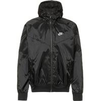 Nike Sportswear Windrunner Herren black/white, S