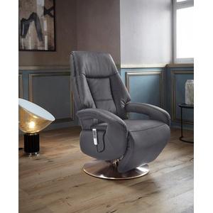 Places of Style TV-Sessel Launceston, in Größe M, wahlweise mit Motor und Aufstehhilfe grau