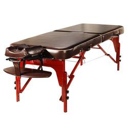 Master Massage Massageliege braun 71 cm