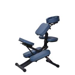 Master Massage Massagesessel Rio Mobil Klappbar Luxus Massagestuhl Therapiestuhl paket mit Tragetasche