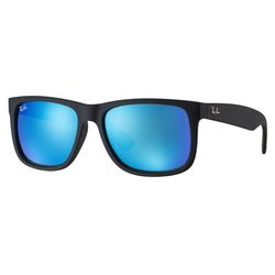 Ray Ban  Justin RB 4165 622/55 55/16 Black