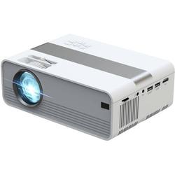 Technaxx Beamer TX-127 LCD Helligkeit: 2000lm 1280 x 720 WXGA Weiß
