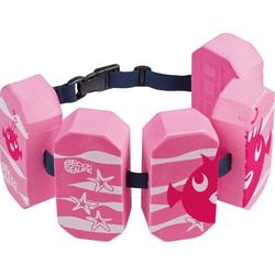 BECO Schwimmgürtel 5Pads Sealife pink, 2 - 6 Jahre