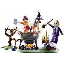 Playmobil® SCOOBY-DOO! SCOOBY-DOO! Abenteuer im Hexenkessel 70366
