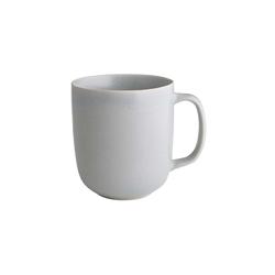 BUTLERS Tasse CASA NOVA 4x Tasse mit Henkel 400ml grau