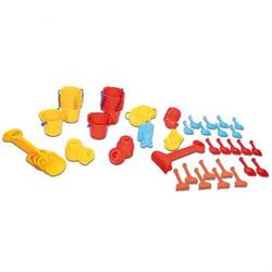 Krippen-Sandspielzeug, Jumbo-Set