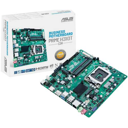 Asus PRIME H310T/CSM Intel LGA-1151 Mainboard Sockel Intel® 1151 Formfaktor Mini-ITX Mainboard-Chip