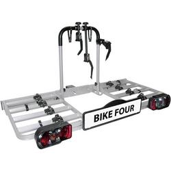 Eufab Fahrradträger Bike Four 11437 Anzahl Fahrräder=4