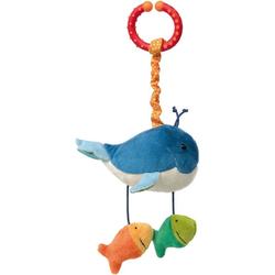 Sigikid Greifspielzeug PlayQ, Wal