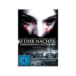 3 Uhr Nachts: Paranormale Alpträume DVD