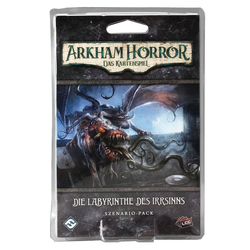 Fantasy Flight Games Spiel, Arkham Horror: Das Kartenspiel LCG - Die Labyrinth