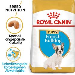 ROYAL CANIN French Bulldog Puppy Welpenfutter trocken für Französische Bulldoggen 20 kg (2 x 10 kg)