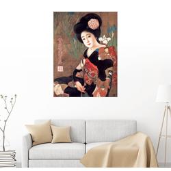 Posterlounge Wandbild, Sakura Bier 60 cm x 80 cm