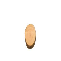 Klawe Servierplatte Servierbrett Esche oval 33 - 40 cm