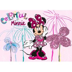 Disney Leinwandbild rosa Leinwandbilder Bilder Bilderrahmen Wohnaccessoires