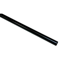 Gardinenstange Gardinenstange Ø 20 mm schwarz 160, GARDINIA