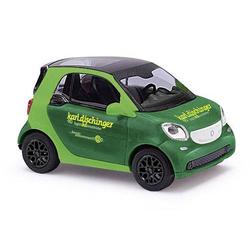 Busch 50718 H0 Smart Fortwo 2014, Spedition Dischinger