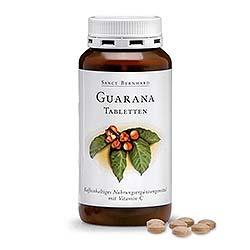 Guarana-Tabletten
