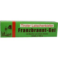 Franzbranntwein-Gel