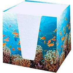 RNK-Verlag Zettelbox Unterwasser blau