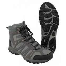 FoxOutdoor Trekking-Schuh, grau, Mountain High - 39 Trekkingschuh schnelltrocknend und atmungsaktiv 39